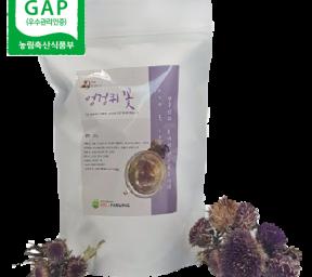 [Dr.KIM's][GAP인증] 엉겅퀴 꽃 50g